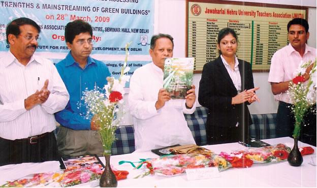 GIRD PROMOTES GREEN  BUILDINGS
